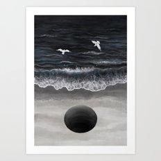 Ein Traum Art Print