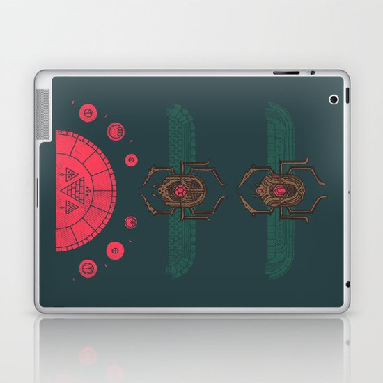 Scarabs Laptop & iPad Skin