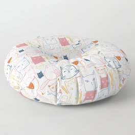 CATS Floor Pillow