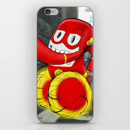 Flashraser iPhone Skin