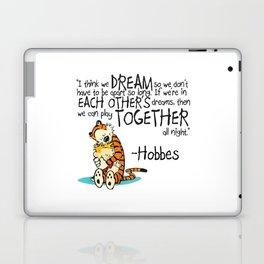 Calvin and Hobbes Dreams Laptop & iPad Skin