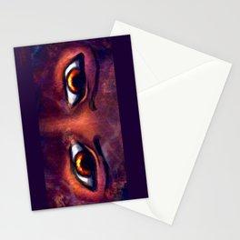Lava Eyes Stationery Cards