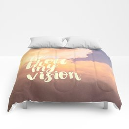 MY VISION Comforters