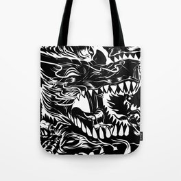 Wolf Core Tote Bag