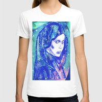 leia T-shirts featuring Princess Leia by grapeloverarts