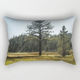 Angelus Oaks, Big Bear, California Rectangular Pillow