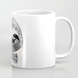 Sloth in a Bow Tie Coffee Mug