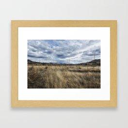 A Bit of Central Oregon Framed Art Print