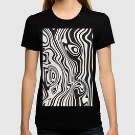 Abstract Print,Abstract Line Print,Black and White Print,Abstract Wall Art,Abstract Wall Decor,Large T-shirt