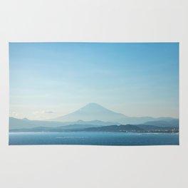 Mountain Fuji Rug