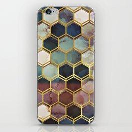 RUGGED MARBLE iPhone Skin