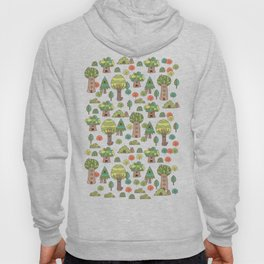 Forest neighbors Hoody