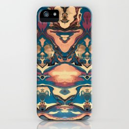 Lifeforms In Nevada iPhone Case