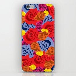 Rose Love iPhone Skin