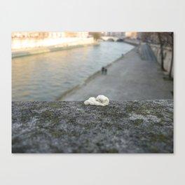 gum, Paris Canvas Print