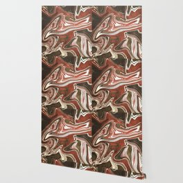Copper marble Wallpaper