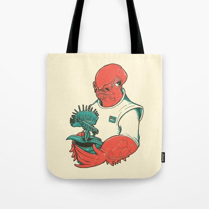 The Admiral's Trap Tote Bag