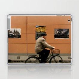 Walking through Pisa Laptop & iPad Skin