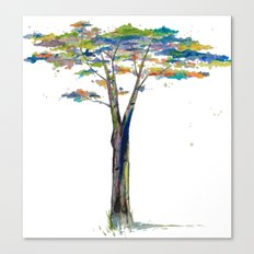 Jessi's Tree Canvas Print