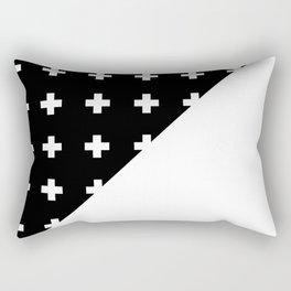 Memphis pattern 81 Rectangular Pillow