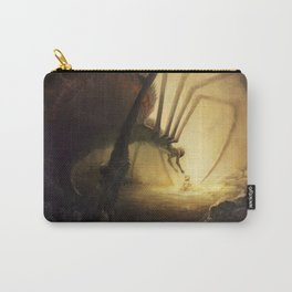 Spidermother Carry-All Pouch