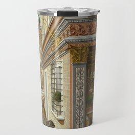 The Annunciation, with Saint Emidius Travel Mug
