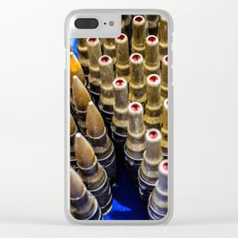 Rounds for Rounds Clear iPhone Case