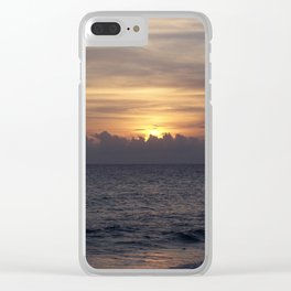 Rincon Dreaming Clear iPhone Case