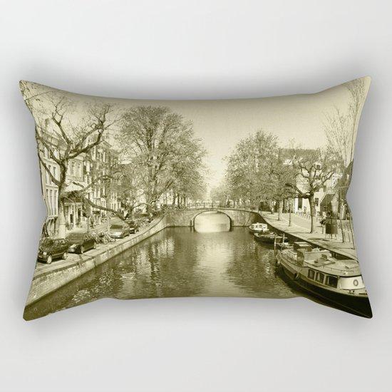 Amsterdam IX Rectangular Pillow