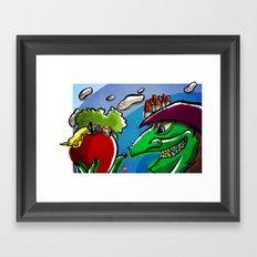 -Snow White- Framed Art Print
