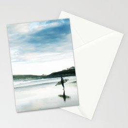 Fistral Surfer Stationery Cards
