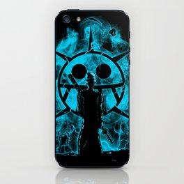 Nurse Of Death iPhone Skin