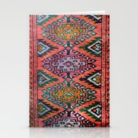 kilim Stationery Cards featuring Kilim by Selen Atac