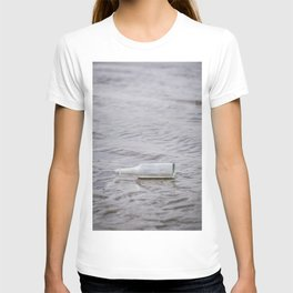 Message In A Bottle T-shirt