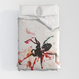 Murder Spider The Nth Comforters