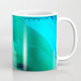 Blue tan Coffee Mug