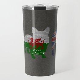 Worldly Dogs Travel Mug