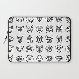 CUTE DOGS / PUPPIES PATTERN Laptop Sleeve