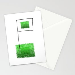 Conquer the fields! Stationery Cards