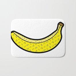 Bananas inside a banana!? Bath Mat