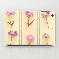 army iPad Cases featuring Flower Army by Paula Belle Flores