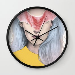 See No Evil 2 Wall Clock