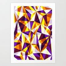 ∆ IV Art Print