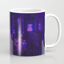 Vaporwave Vibes Alleyway Coffee Mug
