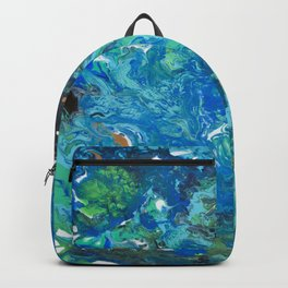 Freedom from Oil Part 3 Backpack