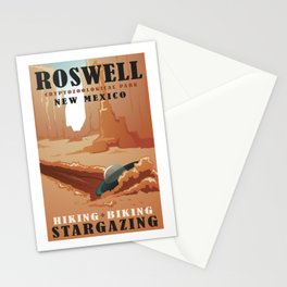 CPS Roswell, NM Stationery Cards