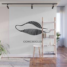 Pasta Series: Conchiglie Wall Mural