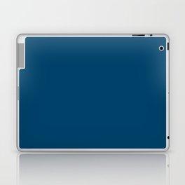 Dark imperial blue Laptop & iPad Skin