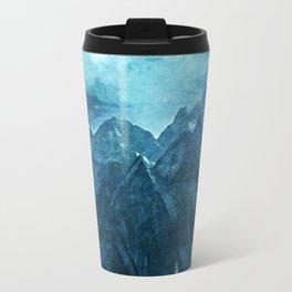 Amazing Nature - Mountains Travel Mug
