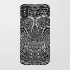 Tangled Orb iPhone X Slim Case